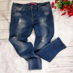 TINSELTOWN Denim Skinny Jeans Size 9